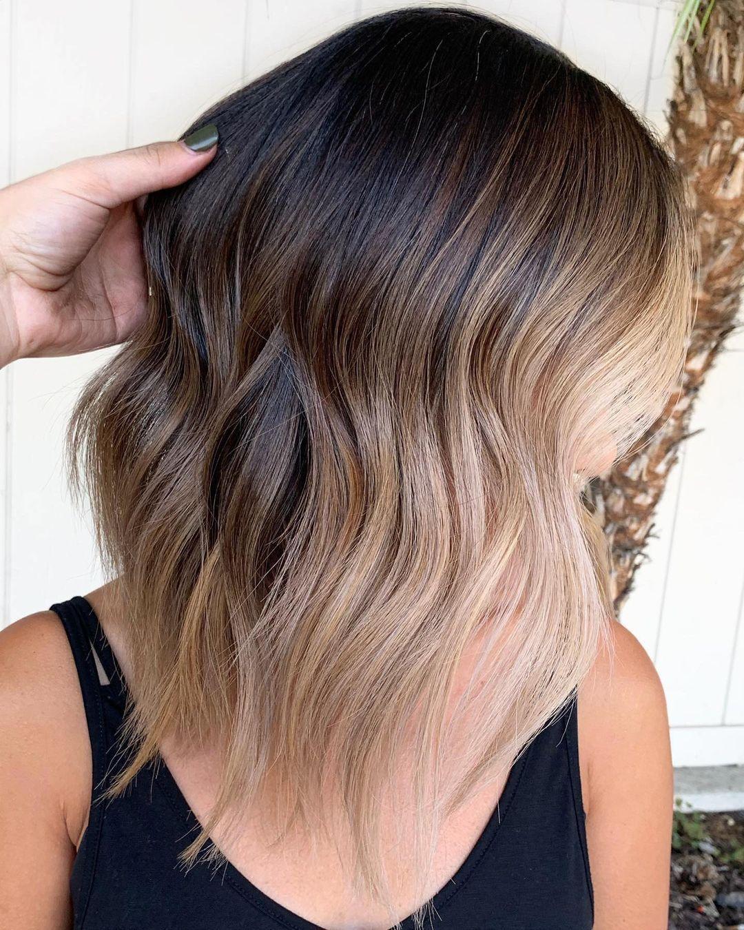 50 Amazing Blonde Balayage Hair Color Ideas For 2021 Hair Adviser Balayage Hair Blonde Balayage Hair Color Balayage