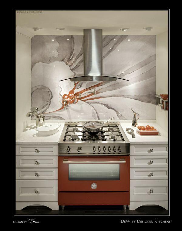 Kitchen Designer Orange County Amazing Bertazzoni Kitchen Red2  Cuisine  Pinterest  Orange County And Decorating Inspiration