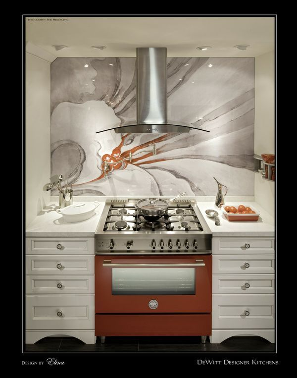 Kitchen Designer Orange County Captivating Bertazzoni Kitchen Red2  Cuisine  Pinterest  Orange County And Review