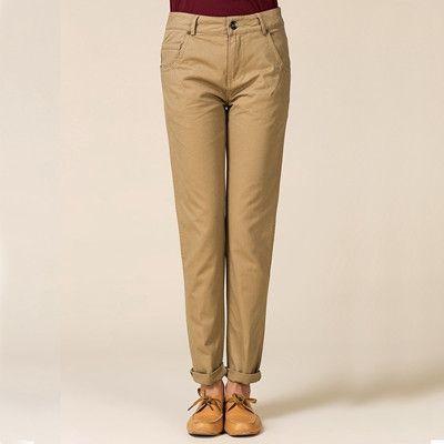 Khaki pants for womens black womens work pants plus size chino ...