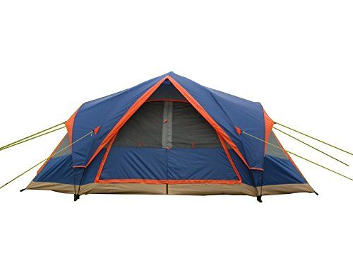 5+ Person Double Layers Automatic Family Camping Tent 2 ...