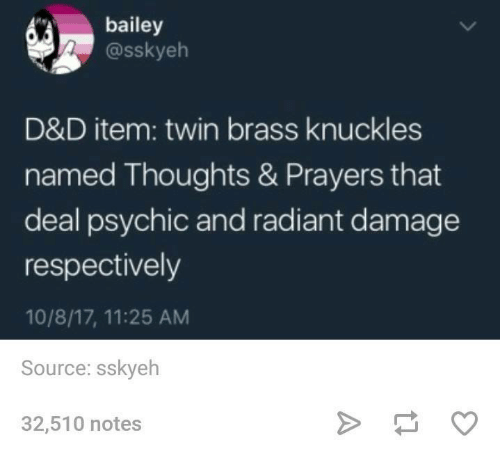 Image Result For Twin Brass Knuckles Thoughts And Prayers D D Dungeons And Dragons Dice Tabletop Rpg Maps