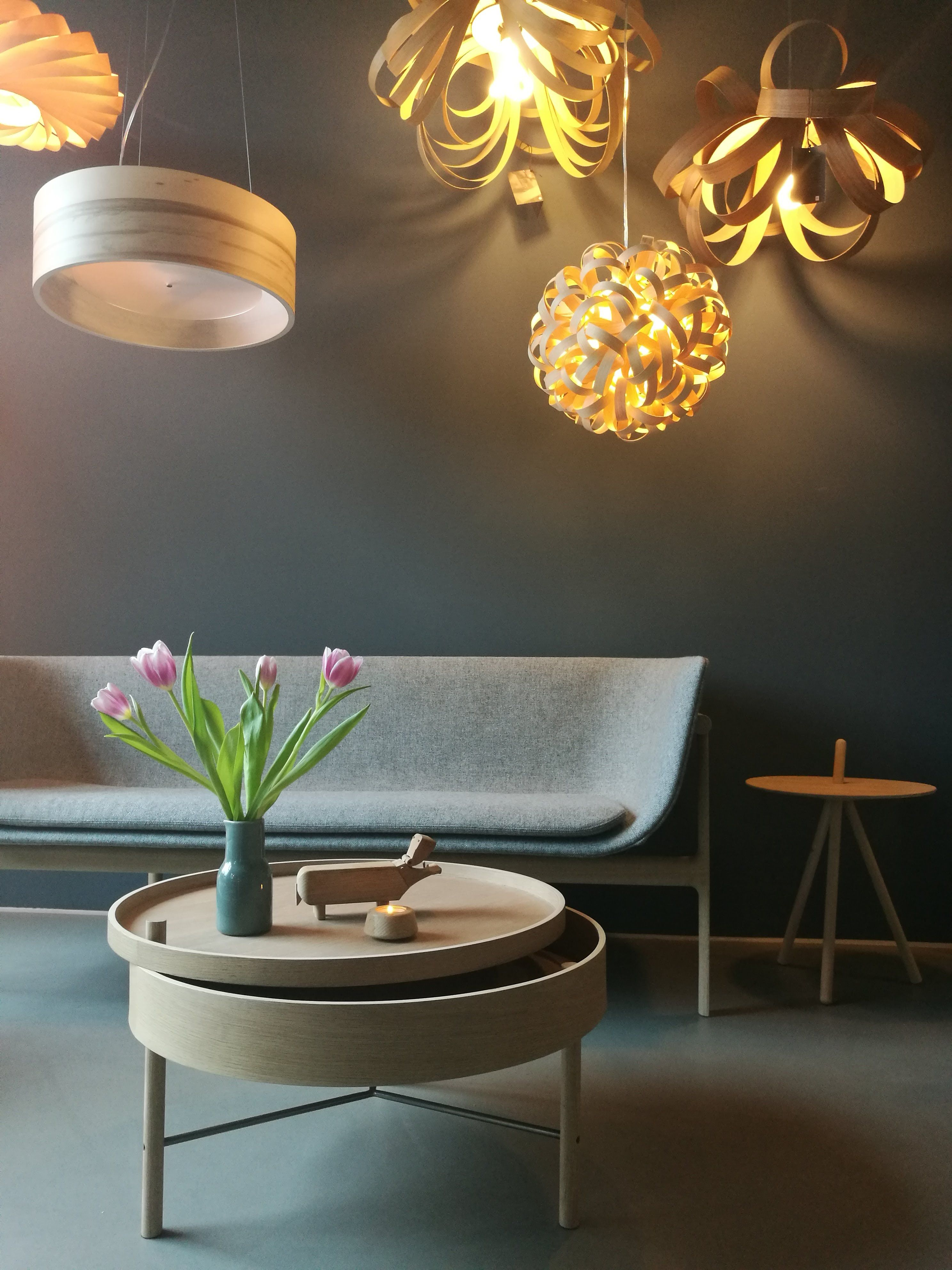 Runder Couchtisch Design Couchtisch Turning Table In 2019 Unser Nordic Design Café