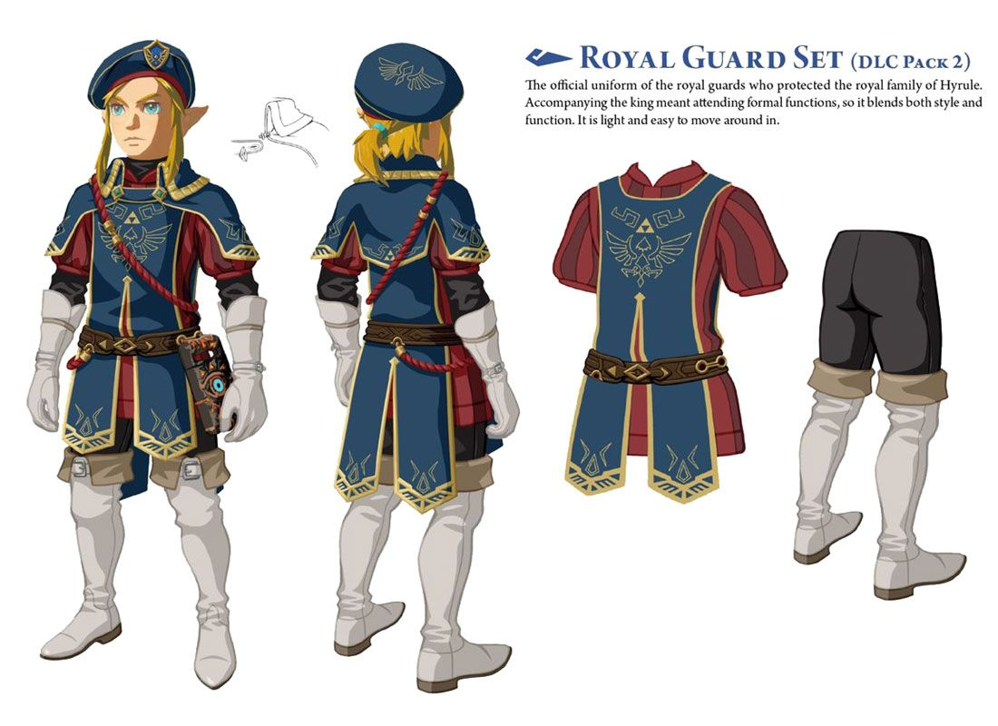 Link Royal Guard Set Art The Legend Of Zelda Breath Of The Wild Art Gallery Legend Of Zelda Characters Legend Of Zelda Legend Of Zelda Breath