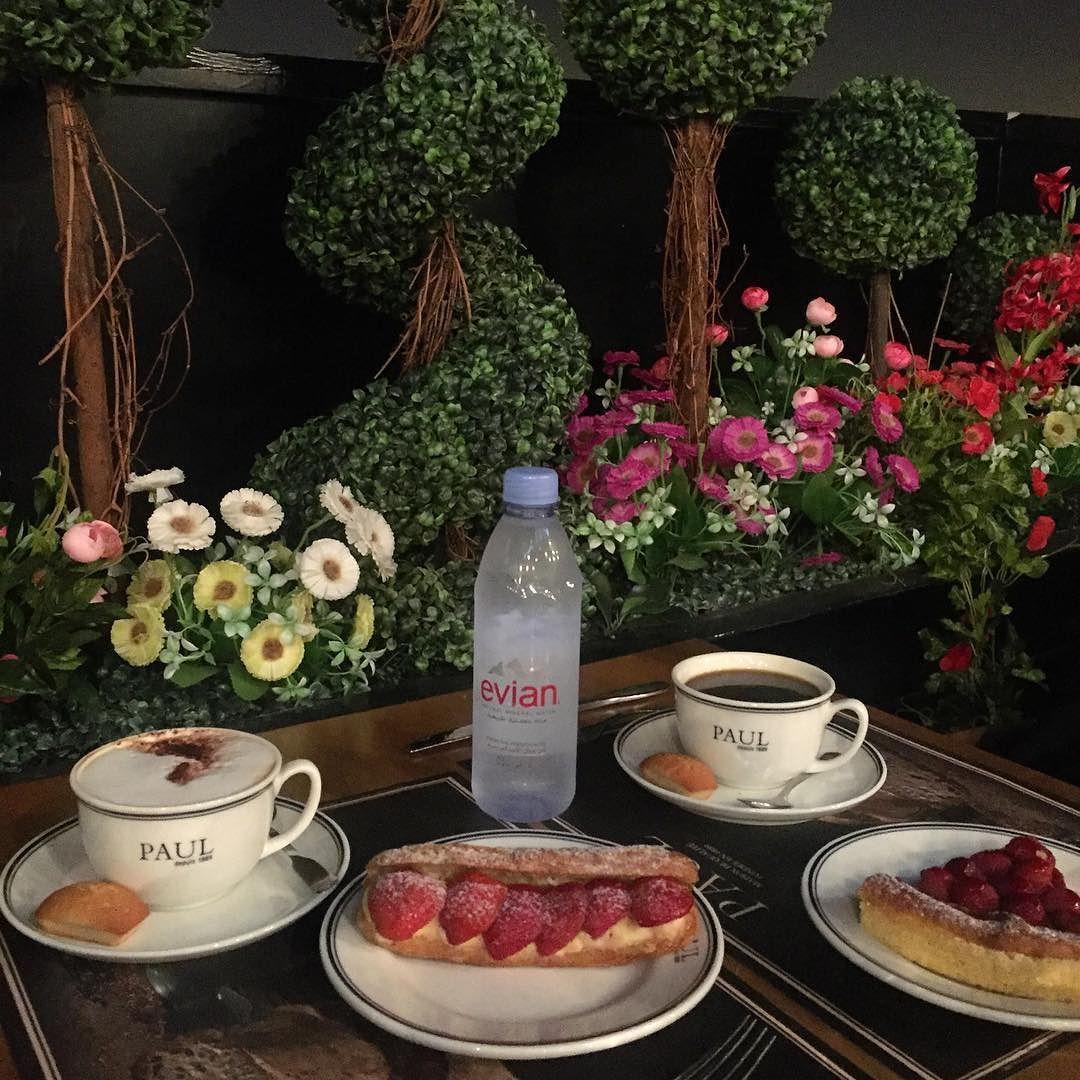 Sara On Instagram حبيت بول الفرع جديد بين مخرج 6 و 7 Food Chocolate Fondue Desserts