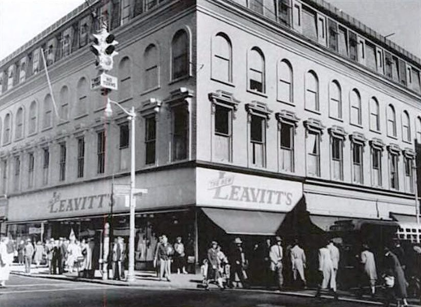 Corner of main and fairfield back in the day pinned from
