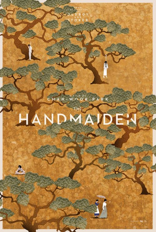 The Handmaiden Fuck Yeah Movie Posters!