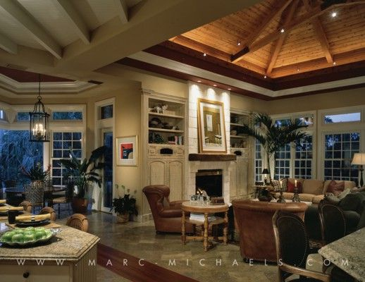 Luxury Naples, FL. Interior Design Firm | Marc Michaels Inc.