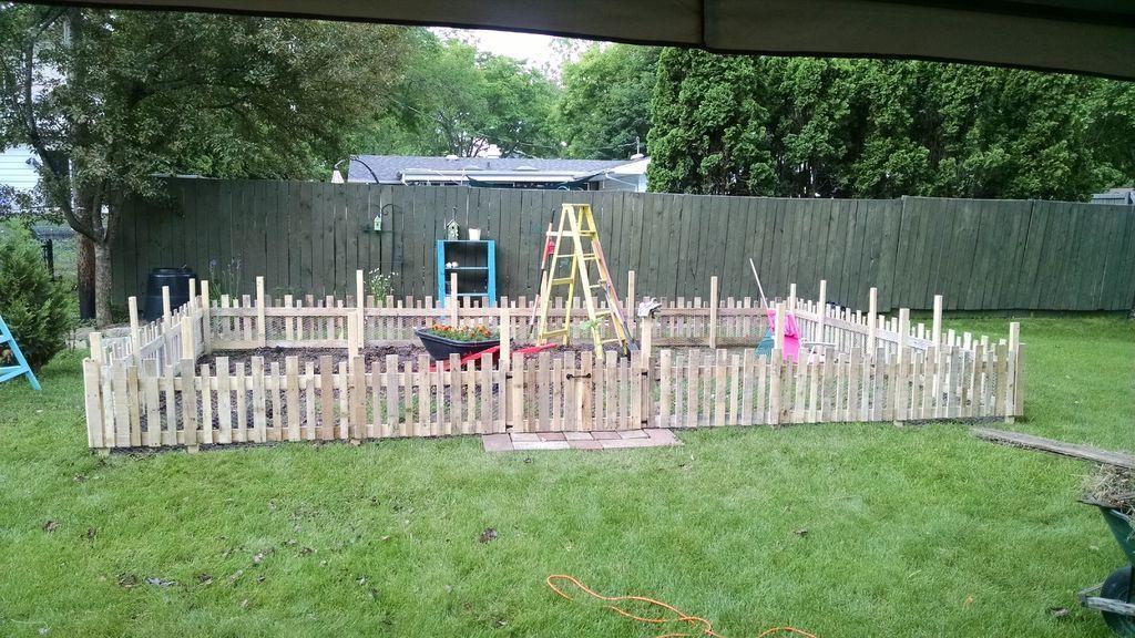 do it yourself split rail fence