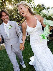 wedding Rebecca stamos