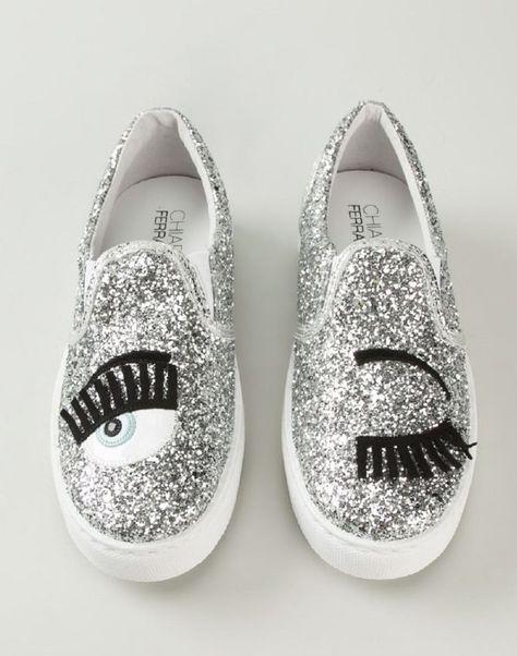 Chiara Ferragni Slip-On Sneaker 796ng