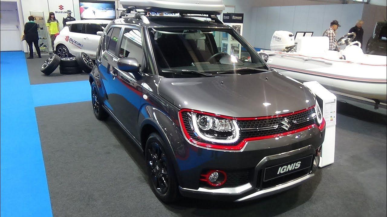 Suzuki New Ignis 2020 Suv Keren Yang Kaya Fitur Suv Mobil Interior Mobil