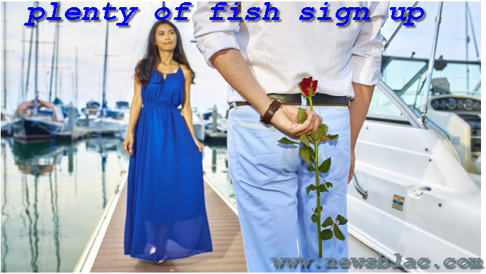 Plenty of fish dating site registration