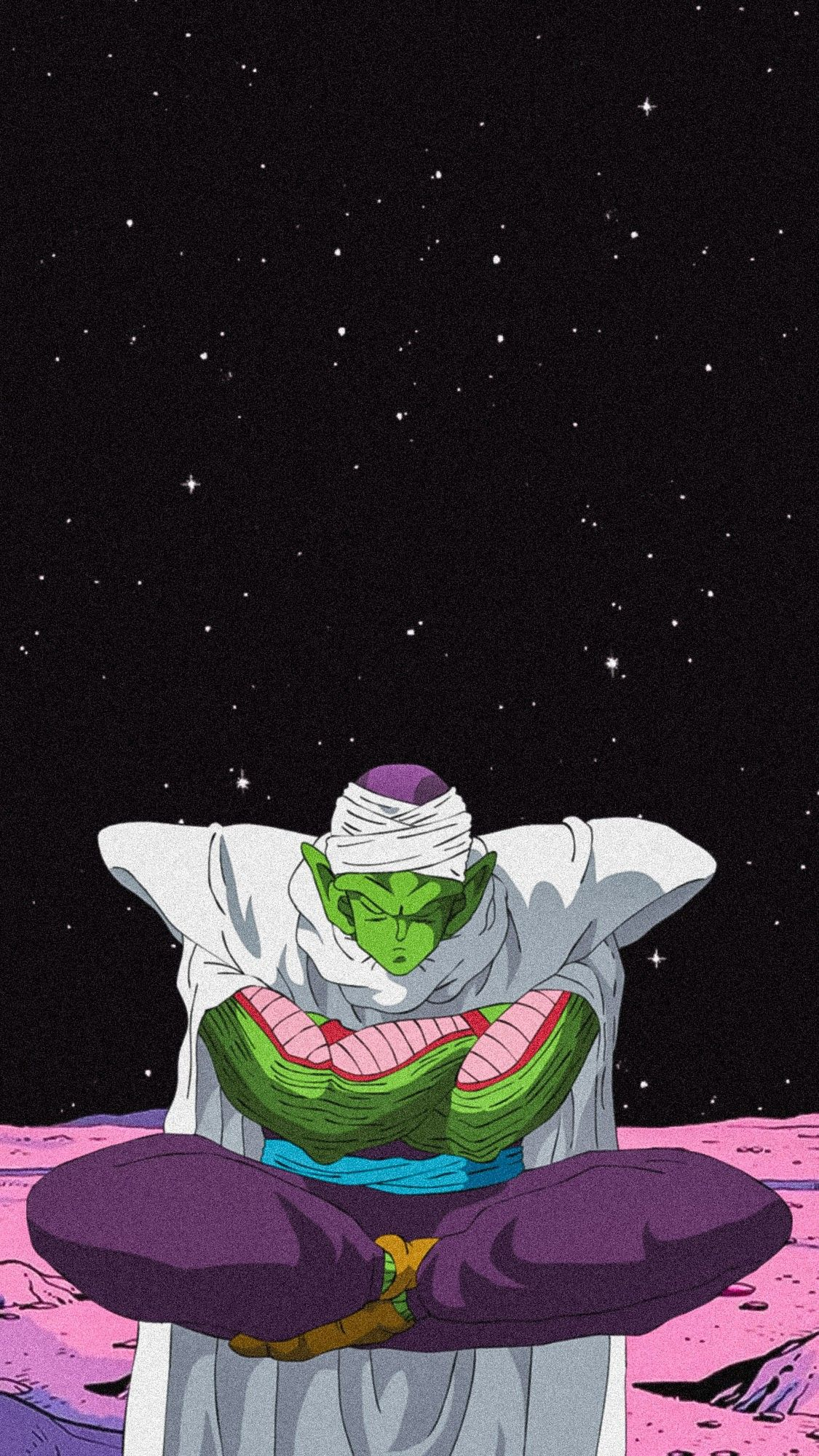 Piccolo Wallpaper aesthetic Dragon ball, Dragon, Dbz