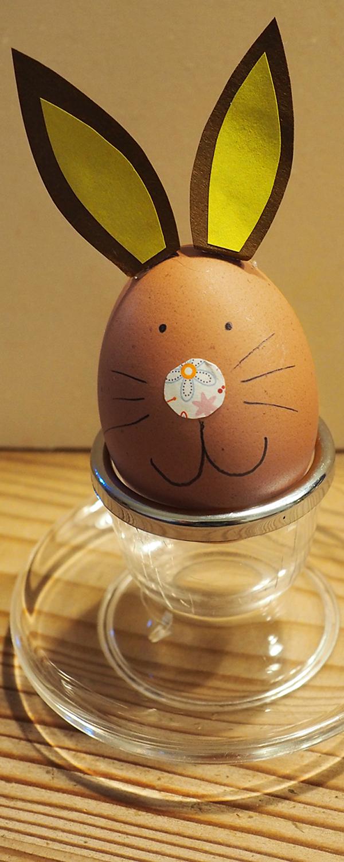 Ein Hasen-Ei!