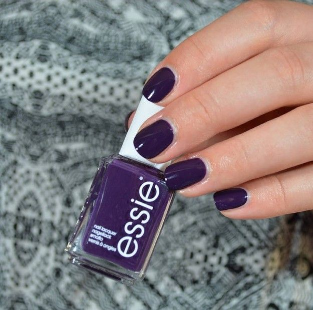 Fall Colors From Essie Nail Polish Capture Japanese Autumn | Arte de ...