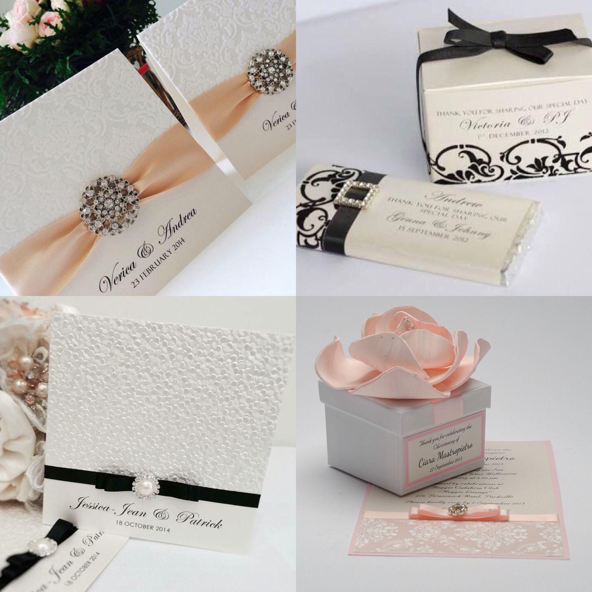 We can create the perfect invitation for you. www.otrinvites.com.au ...