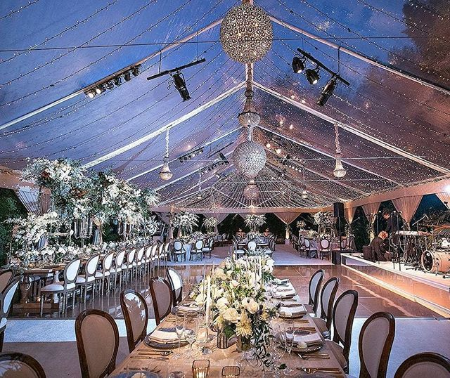 A Spectacular Shot Of This @internationaleventco Reception