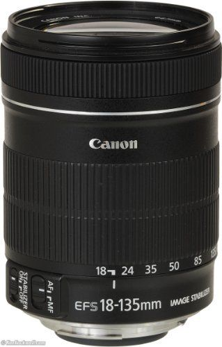 Canon Ef S 18 135mm F 3 5 5 6 Is Stan