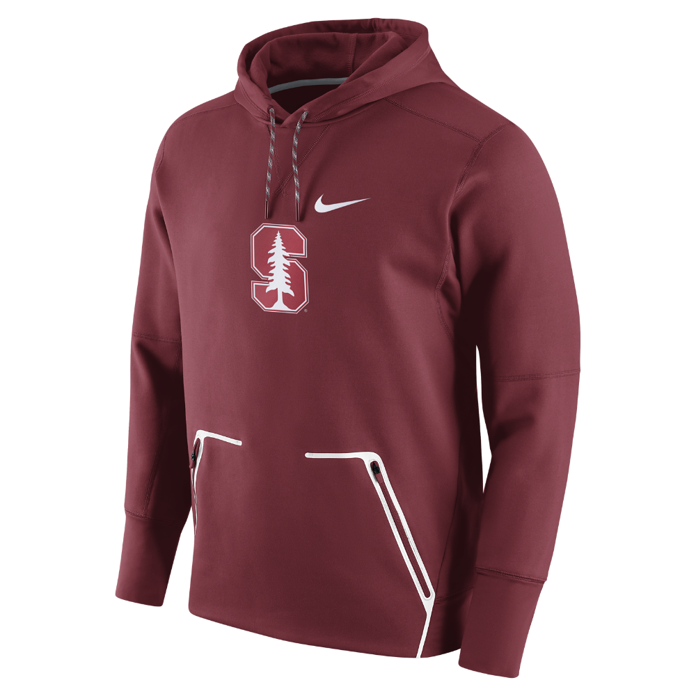 d4c114e6164a Nike College Vapor Speed Fleece (Stanford) Men s Hoodie Size Large (Red) - Clearance  Sale