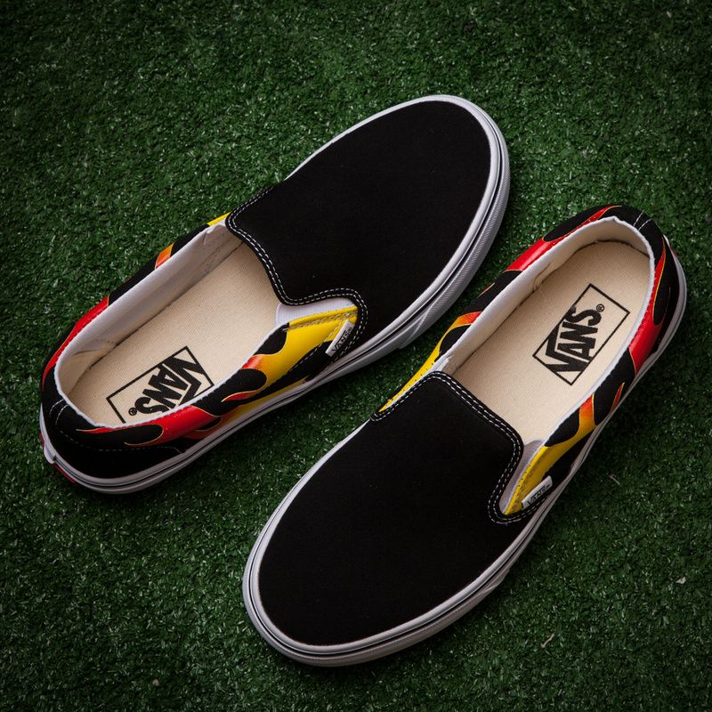 PRO Vans Flan Co-Operated Casual Shoes