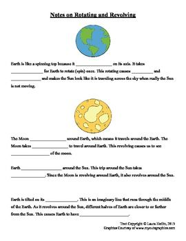 Earth S Movement Notes And Quiz Made By Laura Heflin On Teacherspayteachers Com Earth Science Activities Teacher Favorite Things Teaching Materials