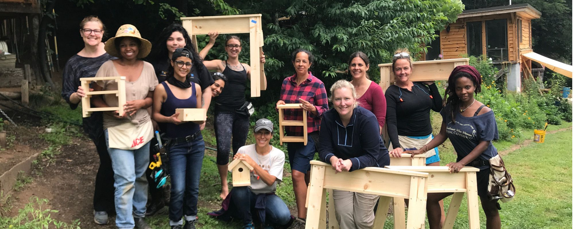 Women S Basic Carpentry And Woodworking Class 2020 Carpentry Classes Woodworking Classes Carpentry