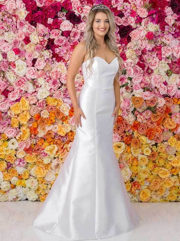 Allure Debutante Gown 16-389 | Debutante Gowns at Parramatta ...