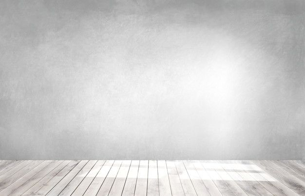 Download Gray Wall In An Empty Room With A Wooden Floor For Free Grey Walls Empty Room Wooden Flooring