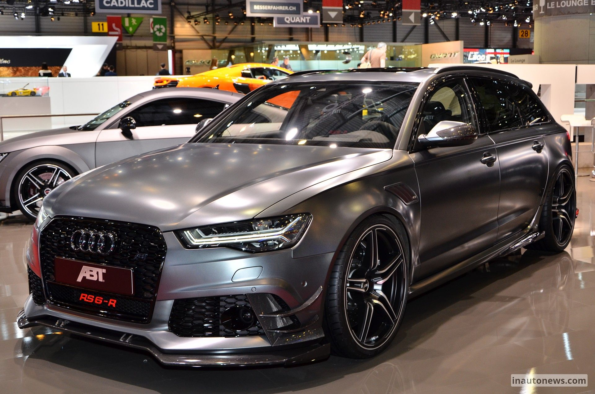 abt audi rs6r with a mix of sharp edges and flared areas to create a more aggressive performance. Black Bedroom Furniture Sets. Home Design Ideas
