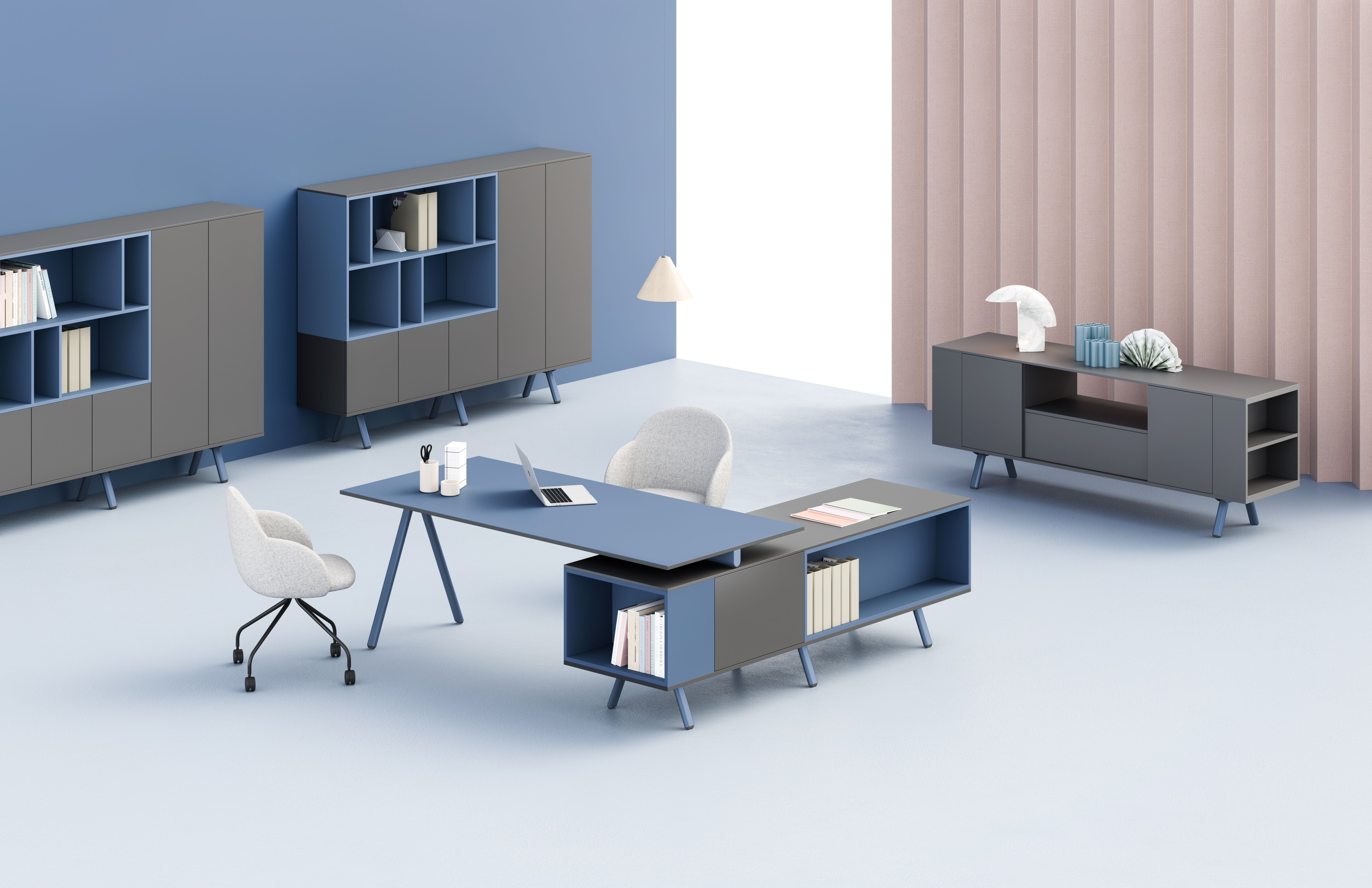 Archiutti Mobili Per Ufficio.Lay Is Executive Discover The Executive Collection