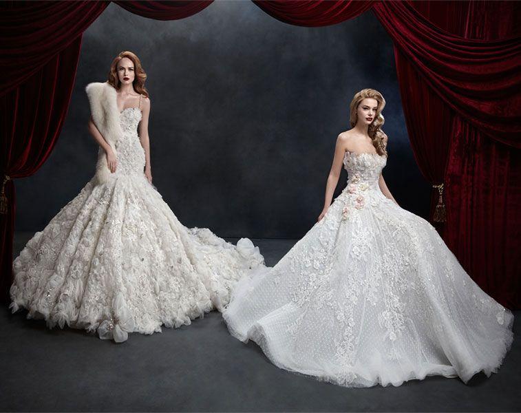 Dar Sara 2017 Wedding Dresses