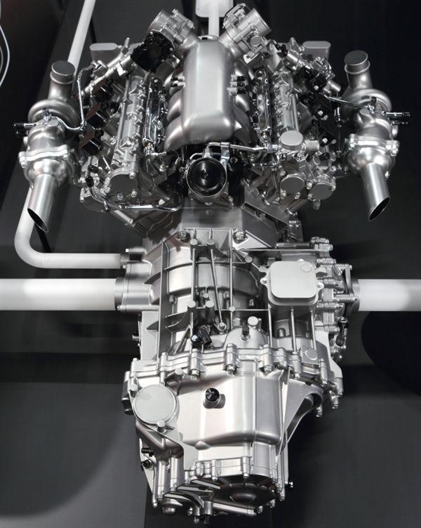 2015 acura nsx twin turbo v6 hybrid drivetrain longitudinal mid