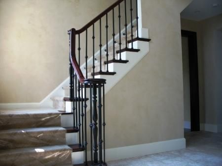Exceptional New Railing Needed In Our House · Interior RailingsWrought Iron ...