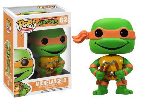 Pop! TV: Teenage Mutant Ninja Turtles - Michelangelo | Funko