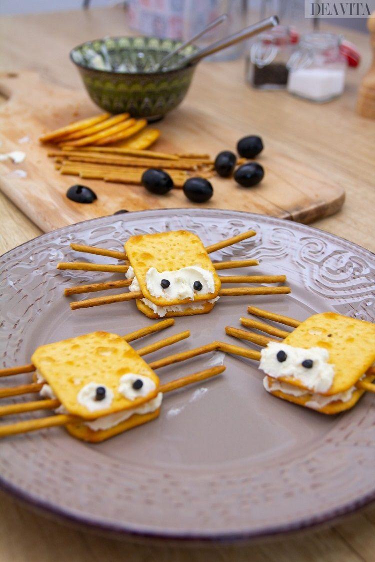 Amuse bouche Halloween en 12 idées ludiques pour épater les petits ...