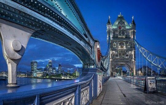 Beautiful. Tower Bridge, London.
