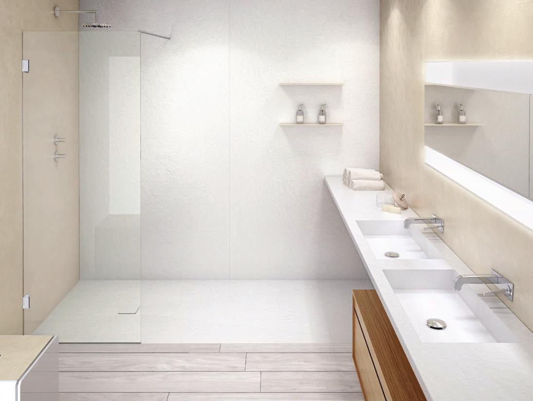 Minimalistische Einrichtung Interieurdesign Als Lebensphilosophie Minimalistische Einrichtung Minimalistischer Einrichtungsstil Helle Badezimmer
