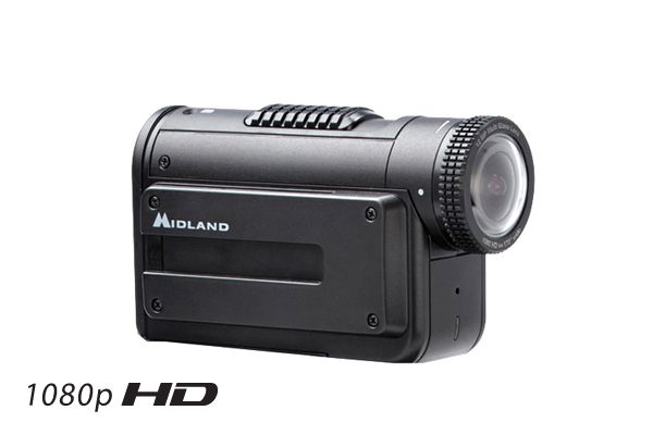 XTC400VP Wi-Fi 1080p Wearable Camera | Midland Radio Corporation