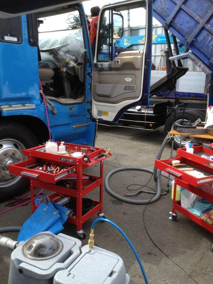 車内清掃 クリーニング メニュー料金 車内クリーニング 車 掃除