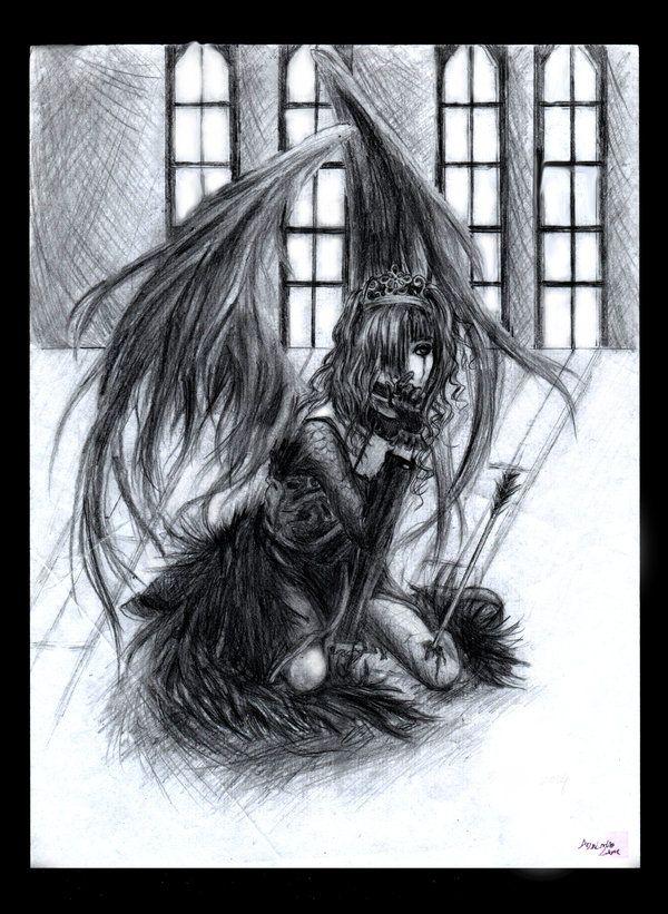 Fallen Angel | Manga/Anime | Pinterest | Angel, Manga and ...