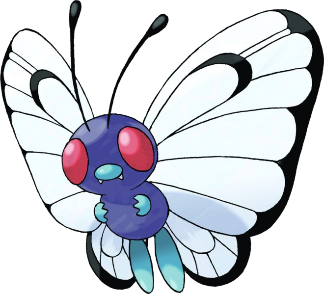 Butterfree / Flying Type SwapBot Ideas All 151
