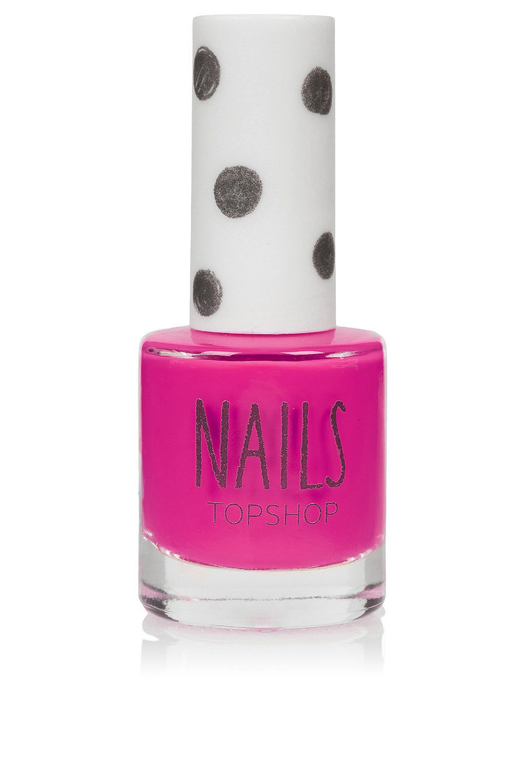 Nails in High Voltage - Nails - Beauty | Pinterest | Neon pink nails ...