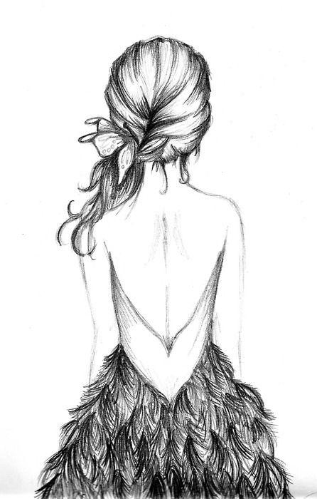 Meninas Desenhos Coloridos Tumblr