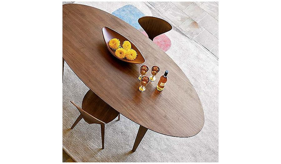 Cherner Oval Dining Table   Via Design Within Reach   Nice Oval Table