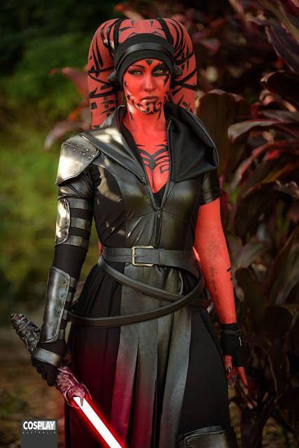 elArte Cosplay: Star Wars: Legacy - Darth Talon Cosplay ...