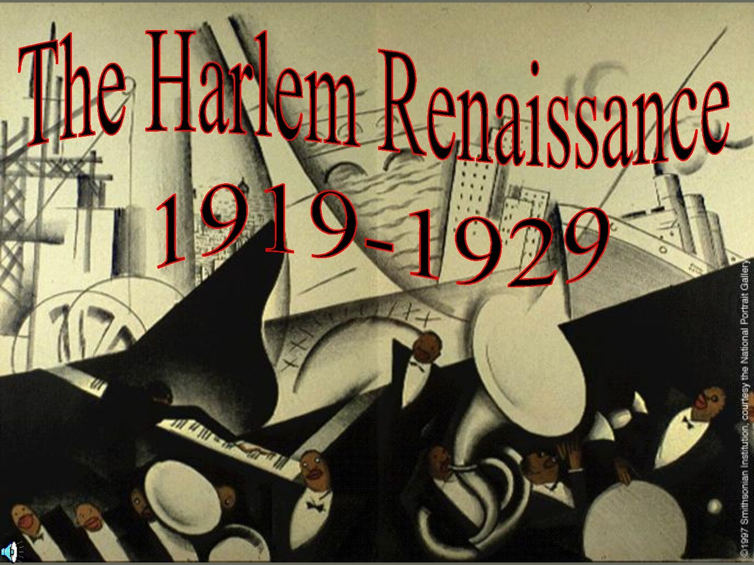 a history of the harlem renaissance Harlem renaissance ushered in new era visiting assistant professor of history at pennsylvania's harlem got so much attention in part because new.