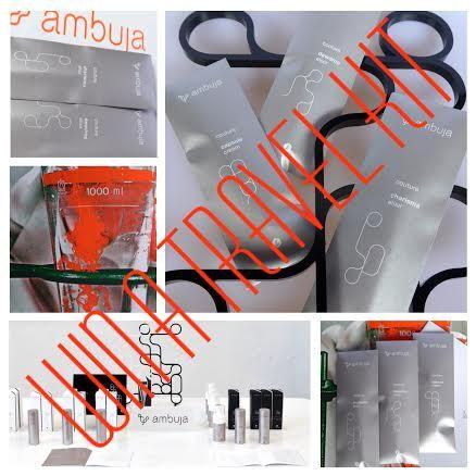 WIN! 1 of 10 Ambuja Skincare Travel Sets - Eluxe Magazine