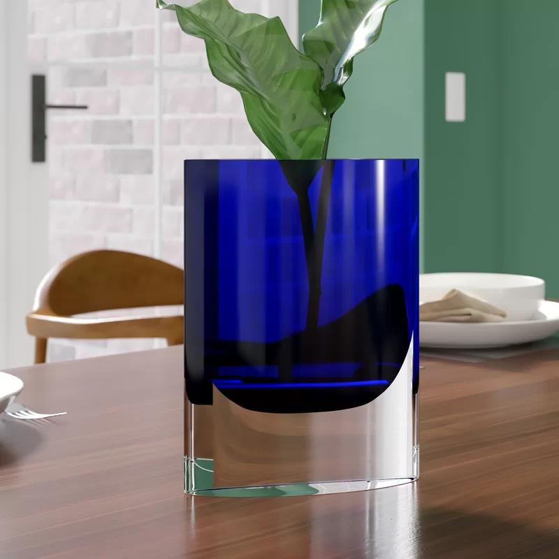 Menzel 8 Glass Table Vase Table Vases Glass Table Vase