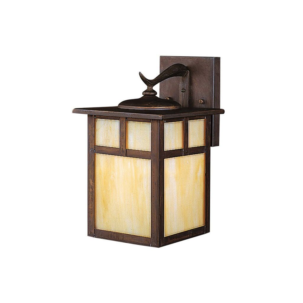 Craftsman style porches google search porch reno arts craft kichler 9651 craftsman mission 1 light outdoor wall sconce from the alameda collection amipublicfo Image collections